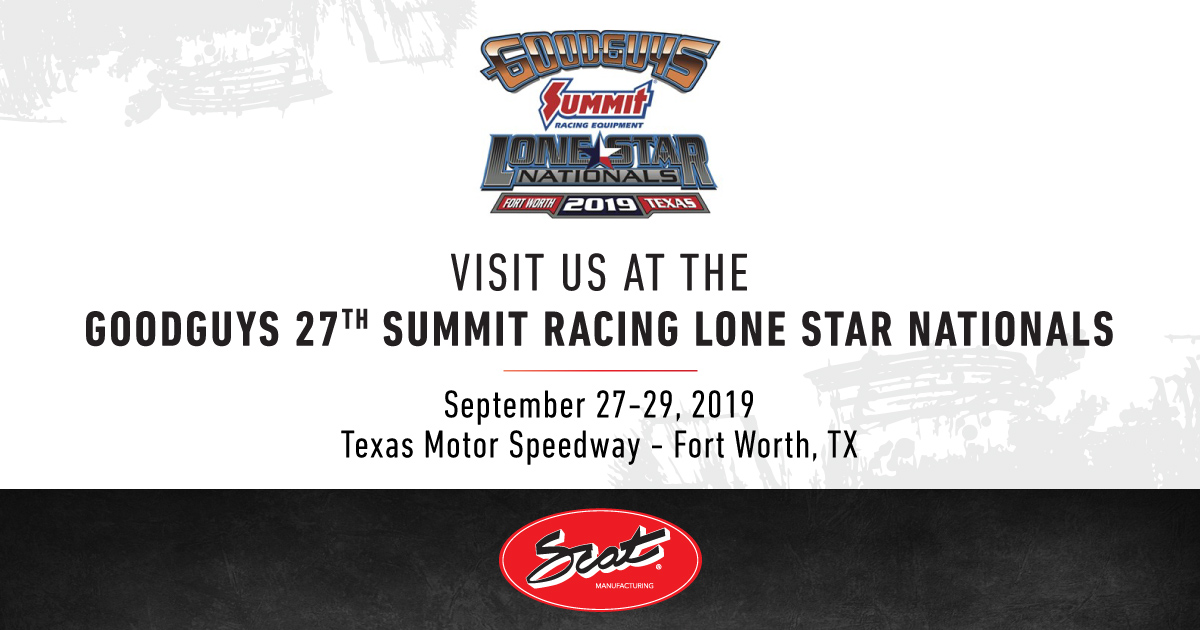 goodguys 27th summit racing lone star nationals